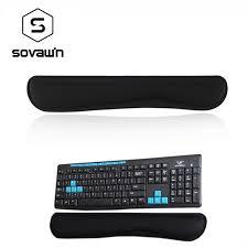 doux mémoire éponge mécanique clavier repose poignets pad gamer pc