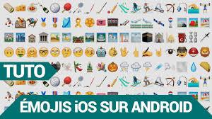 TUTO] Emojis iOS sur Android 😍 – Snapchat Emoji Switcher