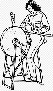Grindstone Drawing Clip Art