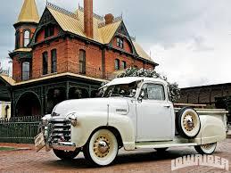 100 1951 Chevy Truck Chevrolet Lowrider Magazine