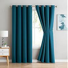 108 Inch Long Blackout Curtains by Amazon Com H Versailtex Room Darkening Thermal Insulated Grommet