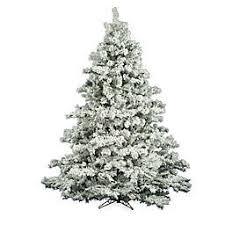 Vickerman 65 Foot Flocked Alaskan Pine Christmas Tree