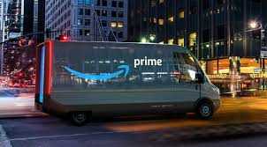100 Ups Trucks For Sale Amazon Buys 100000 Electric From Rivian Total EV