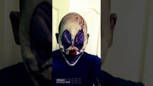 Halloween Silicone Half Masks by Immortal Masks Whispers Half Mask Movement Youtube