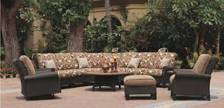 Mallin Patio Furniture Covers by Patio Furniture Outdoor Wicker U0026 All Weather The Patio Collection