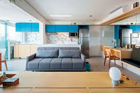 100 Apartment In Sao Paulo A Super Spaceefficient Studio Apartment In Brazil