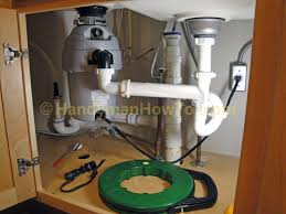Garbage Disposal Backing Up Into Basement Sink by How To Replace A Garbage Disposal Part 3