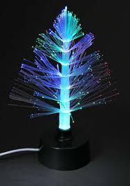 Shimmering Christmas Trees USB Fibre Optic Tree