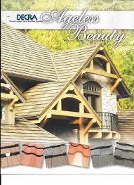 Decra Villa Tile Capri Clay by Metal Roofing And Siding Sales