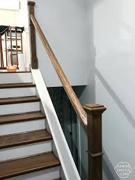 Stair Install Install Pine Stair Treads For Added Warmth And Charm