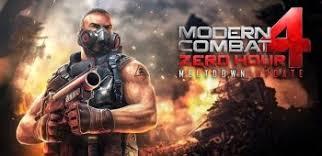 modern combat free modern combat 4 zero hour 1 2 0f apk by gameloft apk data mod