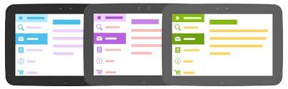 Tablet app quality
