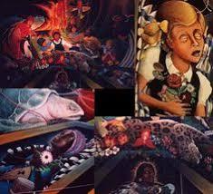 Denver International Airport Murals Artist by Leftmural Psychopaths Rule The World Pinterest Occult