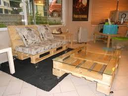 Furniture Living Room Pallet Sofa