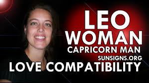 Virgo Man Leo Woman In Bed by Leo Woman Capricorn Man U2013 A Complicated Relationship Youtube