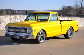 100 Chevy Truck 1970 Chevrolet C