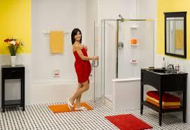 Basement Bathroom Ejector Pump Floor by Basement Pump Up Shower