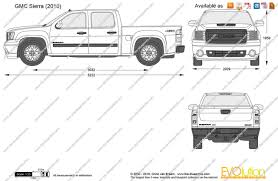 Drawn truck gmc sierra Pencil and in color drawn truck gmc sierra