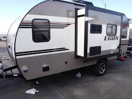 NEW 2018 PCW ECON 17FD LIGHTWEIGHT TRAVEL TRAILER FOR SALE