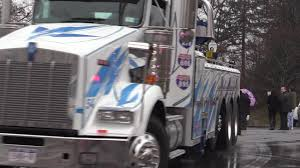 Sal Brescia: Hundreds Of Tow-truck Drivers Honor Worker Killed On I-95