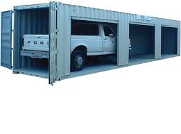 40 FOOT CAR TRUCK AND VAN STORAGE SHIPPING CONTAINERS