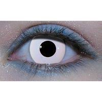 All White Halloween Contacts by Mer Enn 25 Bra Ideer Om White Out Contacts På Pinterest