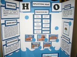 Science Fair Project Pics