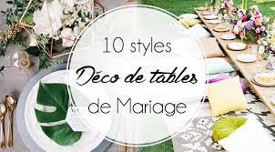mariage les déco de tables qu on adore ellemixe