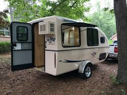Amazing Small Travel Trailer With Bathroom And Best 25 Lightweight Trailers Ideas On Home