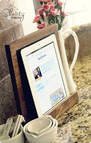 Small Wood Projects Make This IPad Stand For Only 3 It Also Doubles