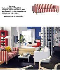 Karlstad 3 Seat Sofa Cover by Karlstad Sofa Cover Slipcovers Ebay