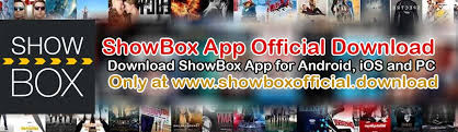 showbox app for android showbox official android app showbox app official