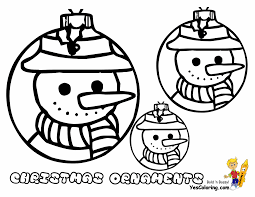 Christmas Tree Ornaments Printable Coloring Pages by Wonderful Christmas Coloring Sheets Christmas Day Free