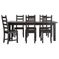 Ikea Dining Room Sets by 6 Seater Dining Table U0026 Chairs Ikea