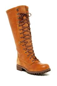 timberland wheelwright tall lace up boot nordstrom rack