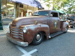 Chopped 1949 Chevrolet 3100 1/2 Ton Pickup Truck Rat Rod | Flickr