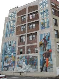 Philly Mural Arts Map by Philadelphia Mural Arts Program Soundstrings