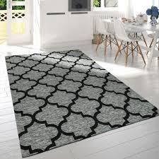kurzflor teppich orient marokkanisches design