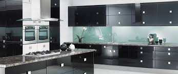 Ultra Modern Kitchen Glass Splashback Manufactured And Supplied Direct To Trade In Northern Ireland
