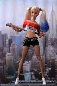 Harley Quinn Kelly Dolls By Maria