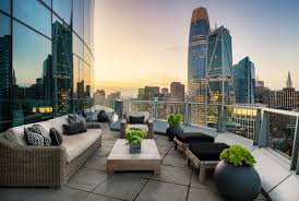 100 Penthouses San Francisco Two Customizable 41st Floor Now For Sale At LUMINA The