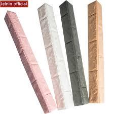 ecke schutz streifen pe schaum punchanti kollision streifen wohnzimmer schlafzimmer shop kinder zimmer baseboard weiche 3d wand aufkleber