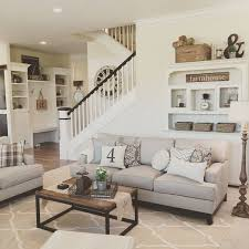 Rustic Farmhouse Living Room Amazing Stylish Best Rooms Ideas On Simple