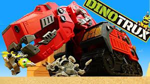 100 Dinosaur Truck DinoTrux NEW Revvit Build Duplo Lego Tower Mega