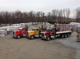 100 Hudson Valley Truck And Trailer Stone Supply Wholesale Nursery Landscape Supplies