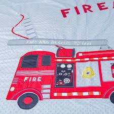 100 Fire Truck Bedding Fire Truck Bedding