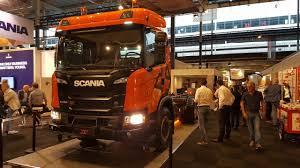 100 Brown Line Trucking TTMtv Vlog 56 Scania XT Gcab Walkaround In Gorinchem YouTube