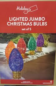 Ge Artificial Christmas Tree Replacement Bulbs by Holiday Living Replacement Bulbs