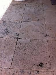 mildew on exterior travertine ceramic tile advice forums