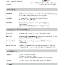 Latex Resume Template In Overleaf